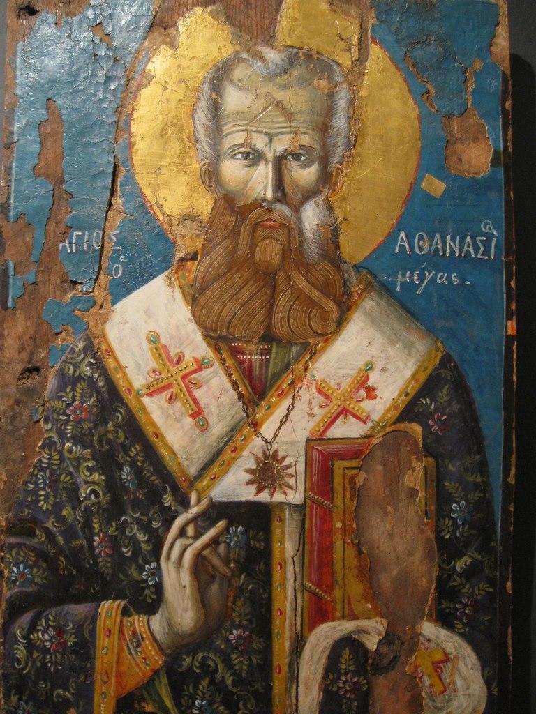 athanasius and arius