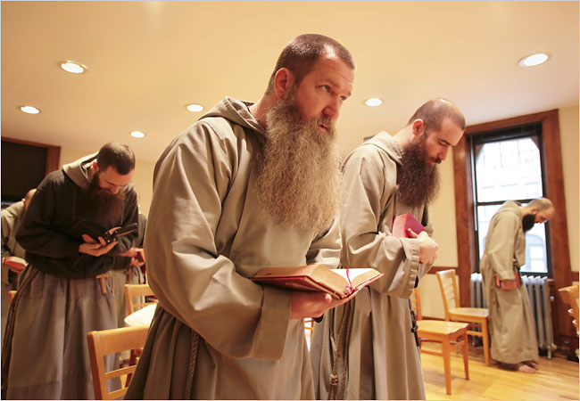Friars Of The Renewal Communio