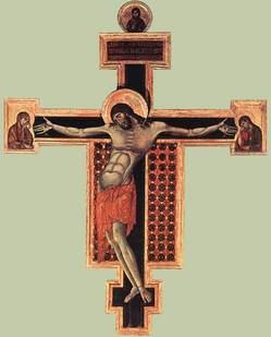 Cimabue S Domenico Crucifix Arezzo c1275.jpg