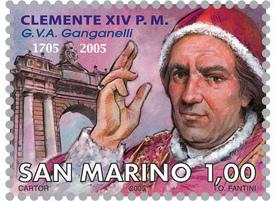 Clement XIV stamp.jpg