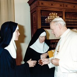 Mother Dolores with John Paul.jpg