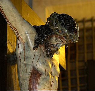 Image result for Christ's pierced side