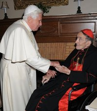 Pope & Card Dulles 2008, St Joseph Sem NY.JPG