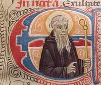 St Benedict in a Psalm.jpg