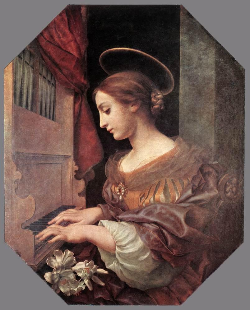 St Cecilia | Communio