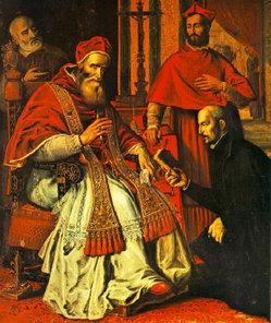 St Ignatius & Paul III.jpg