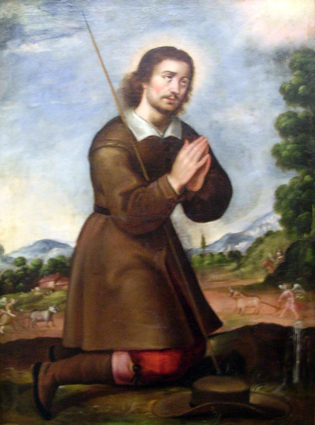 an introduction to the ridiculous st isidore the proposed patron saint of the internet Saints' books holy books and 'st michael de saint 300 days and the model proposed to wives for the exercise of this duty is the church of christ.