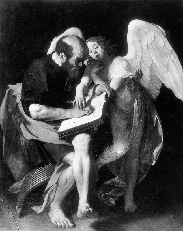 Saint Matthew, the evangelist | - 77.8KB