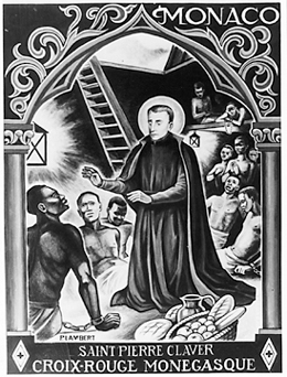 a biography of st peter claver The painful, resilient history of america's black  the knights of peter claver,  he cited pope st john paul ii's 1987 remarks to black catholics in new.