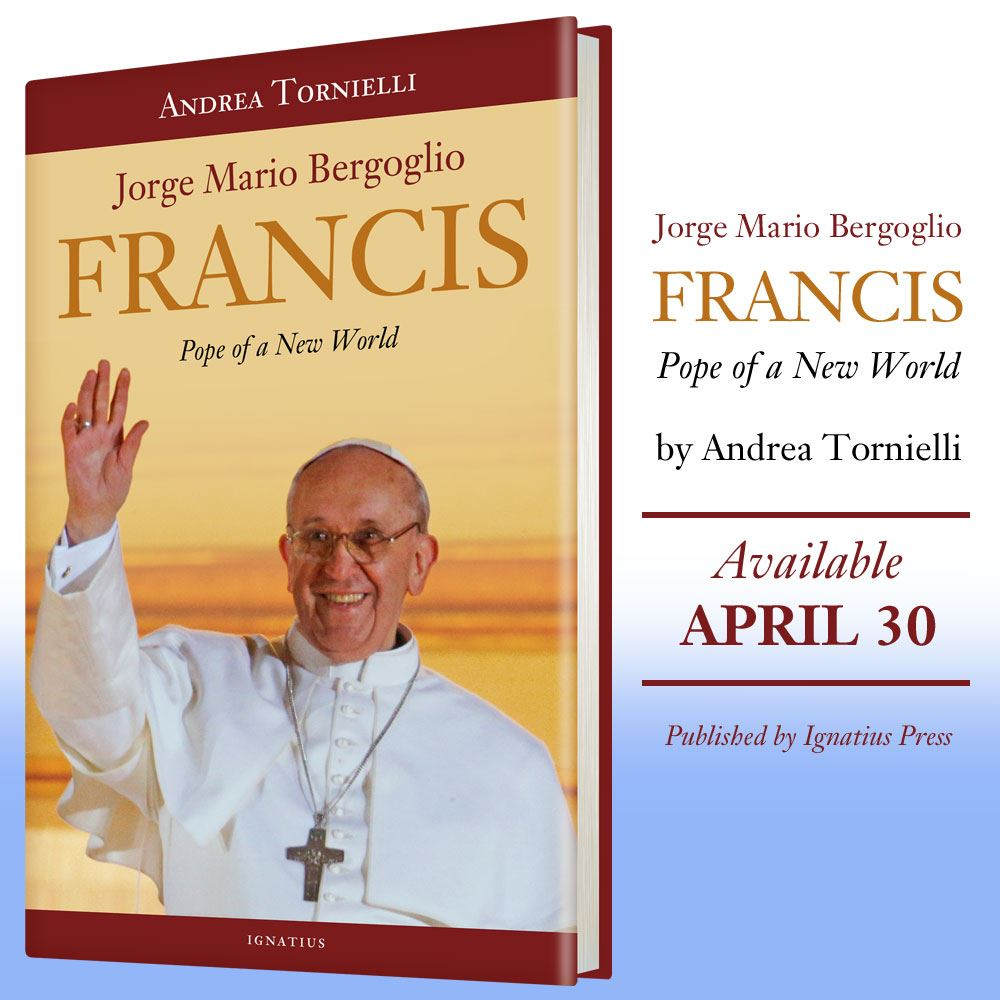 Tornielli Francis Pope Of A New Worldg