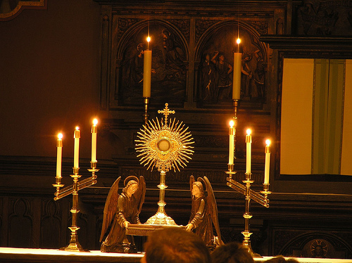 Image result for thursday holy day ADORATION