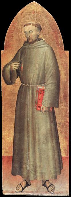 St Francis Giovanni da Milano.jpg