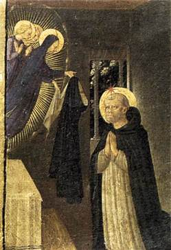St Dominic receiving the habit.jpg