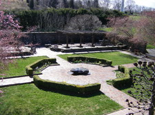 Thumbnail image for Portsmouth Abbey cloister garden.JPG