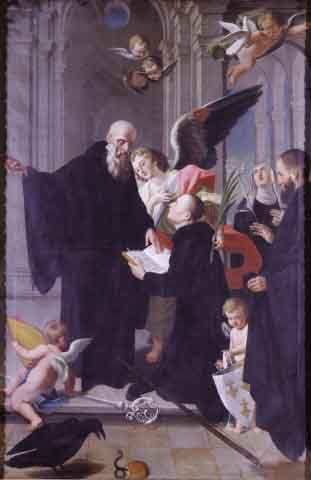 St Benedict giving the Rule.jpg
