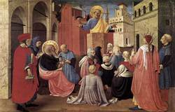 St Peter preaching Fra Angelico.jpg