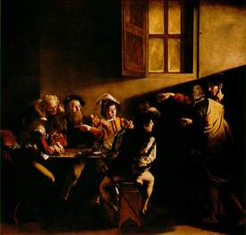 Call of St Matthew caravaggio.jpg