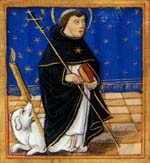 St Dominic and his dog.JPG