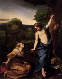 Noli Me Tangere St Mary Magdalen with Christ Correggio.jpg