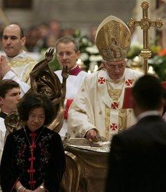 B16 baptizes Easter 2010.jpg