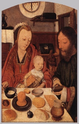 Holy Family at Table JMosaert.jpg