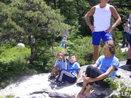 CL kids on a hike 2010.jpg