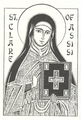 St Clare of Assisi3.jpg