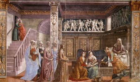 Birth of Mary DGhirlanaio.jpg