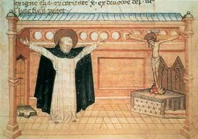 St Dominic in prayer.jpg