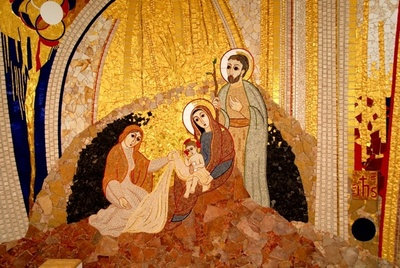 Holy Family, Rupnik 2007.jpg