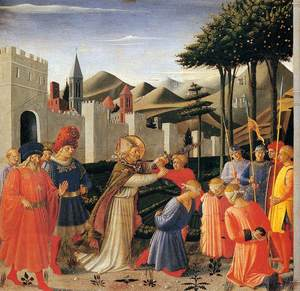 St Nicholas Liberation of 3 Innocents Fra Angelico.jpg