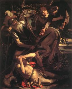 Conversion of St Paul Caravaggio.jpg