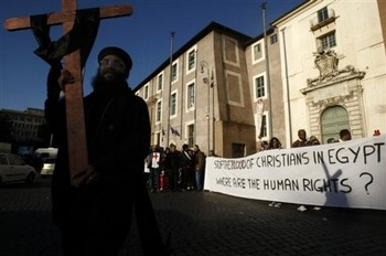 Copts in Rome Jan 9 2011.jpg