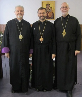 Shevchuk with Losten and Chomnicky.jpg