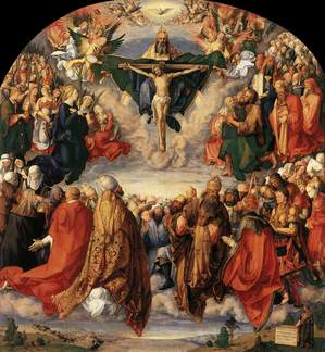 Adoration of the Trinity ADurer.jpg