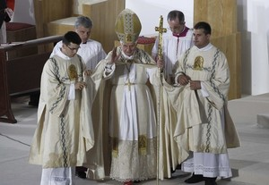 Thumbnail image for Pope at prayer service in Zagreb June 4 2011.jpg