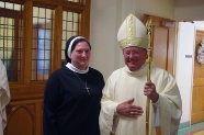 Sr. Christine Ann Hoffner with Bp Michael Cote.jpg