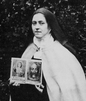 St Therese of Lisieux of the Holy Face.jpg