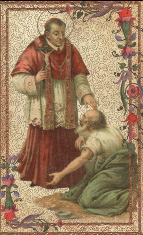 St Charles Borromeo with old man.jpg