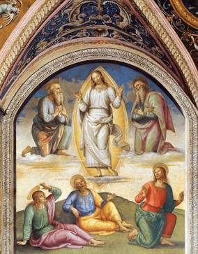 Transfiguration of Christ PPerugino.jpg