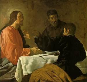 Supper at Emmaus DVelaquez.jpg