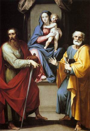 Madonna, Child and Peter and Paul GCesari.jpg