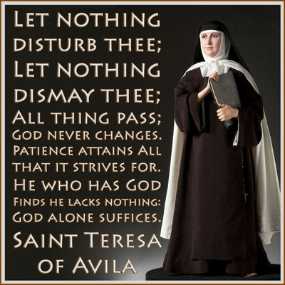 Avila Let nothing disturb.jpg