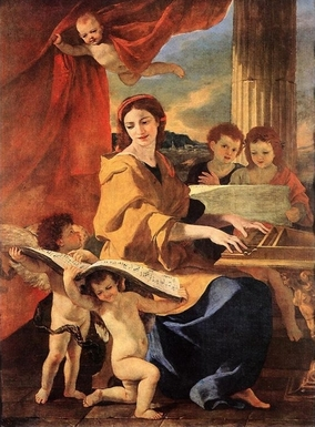 Santa Cecilia with angels.jpg