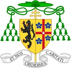Coat of arms of Archbishop Marcel Lefebvre.jpg