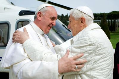 Francis and Benedict at helicopter.jpg