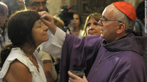 JM Bergoglio Ash Wednesday.jpg