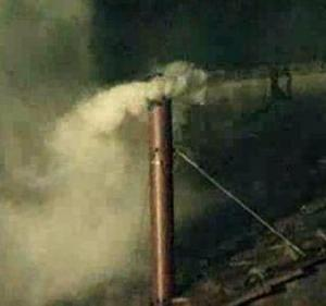 White smoke 2013.jpg