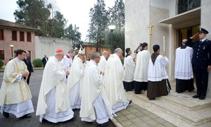 procession into the chapel of Father of Mercies.jpg