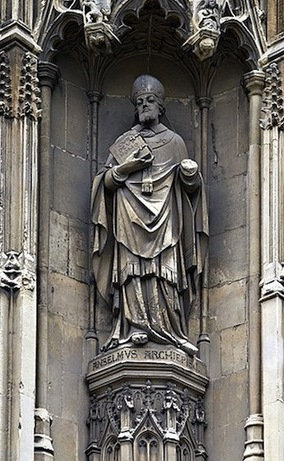 Anselm statue canterbury cathedral outside.jpg